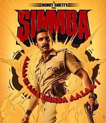 Sinopsis pemain genre Film Simmba (2018)