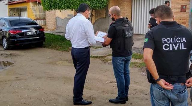 Operação Noteiras: GAECO, polícia e Receita nas ruas de Patos e mais três cidades da Paraíba