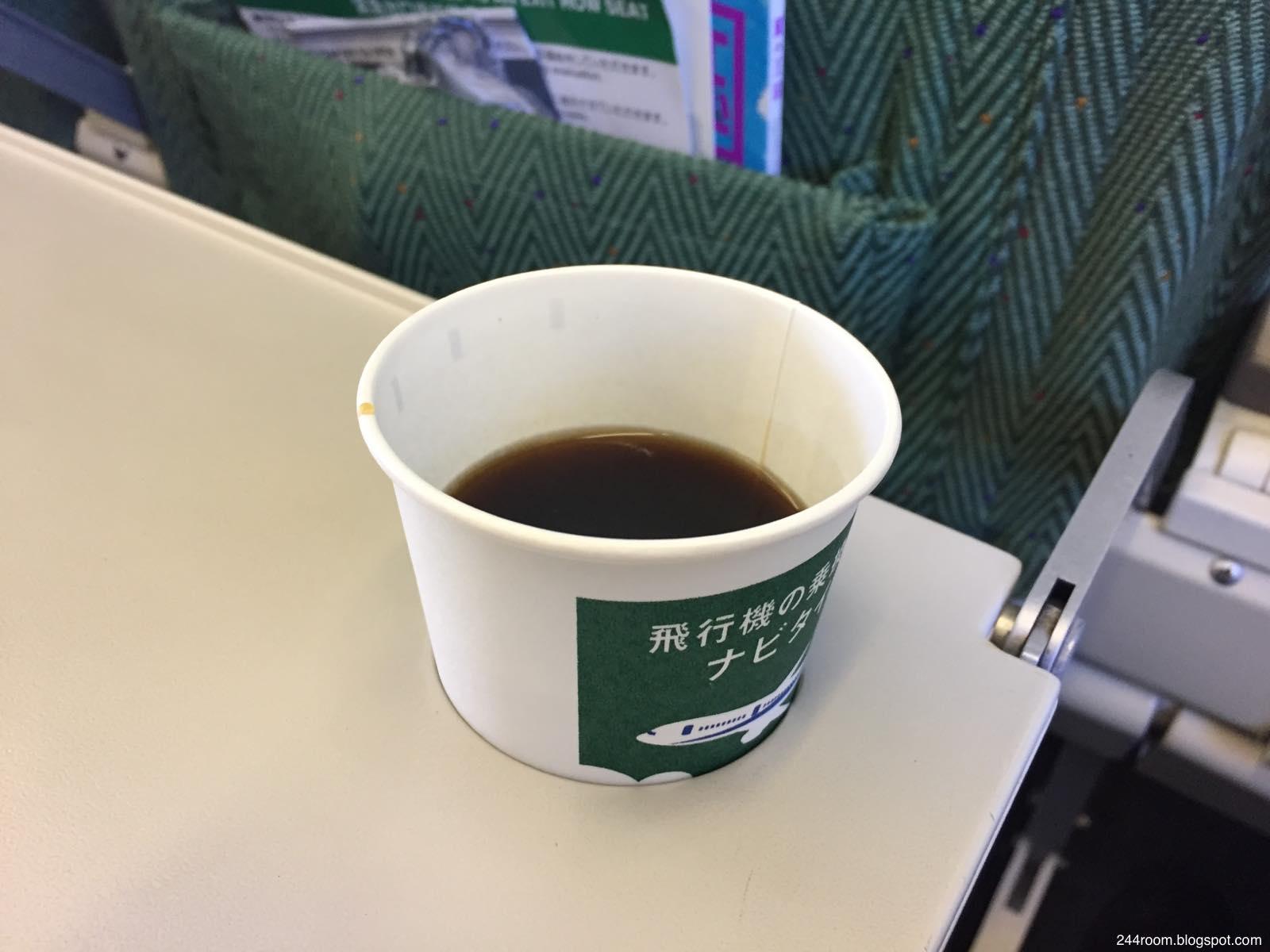 ANAの機内コーヒー ANA-Coffee