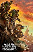 Ninja Turtles: Fuera de las sombras (2016) online y gratis