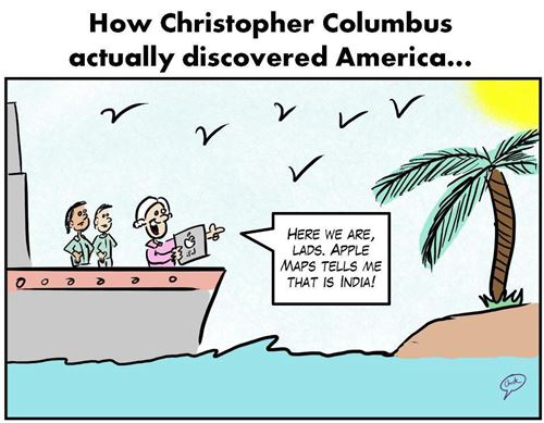 Unique Christopher Columbus Day Jokes