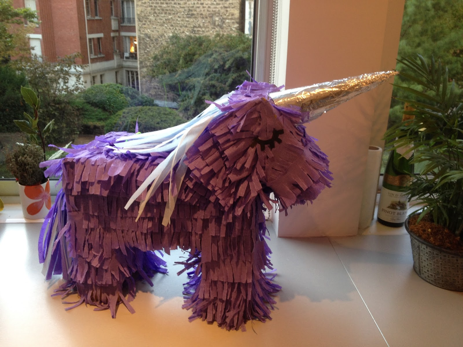 Tout à Lego Comment Fabriquer Une Piñata Licorne Diy