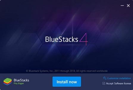 Bluestack - Android Emulator