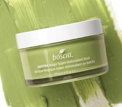 This week I m obsessed with... Boscia Matcha Magic Super-Antioxidant Mask!