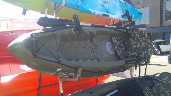 Proteus Kayak in Camo