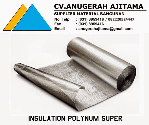 JUAL INSULATION POLYNUM SUPER