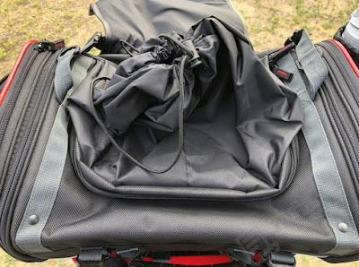 タナックスのミドルフィールド シートバッグ MFK-233R3レビュー