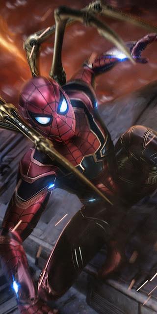 Spider-Man Wallpaper 4K