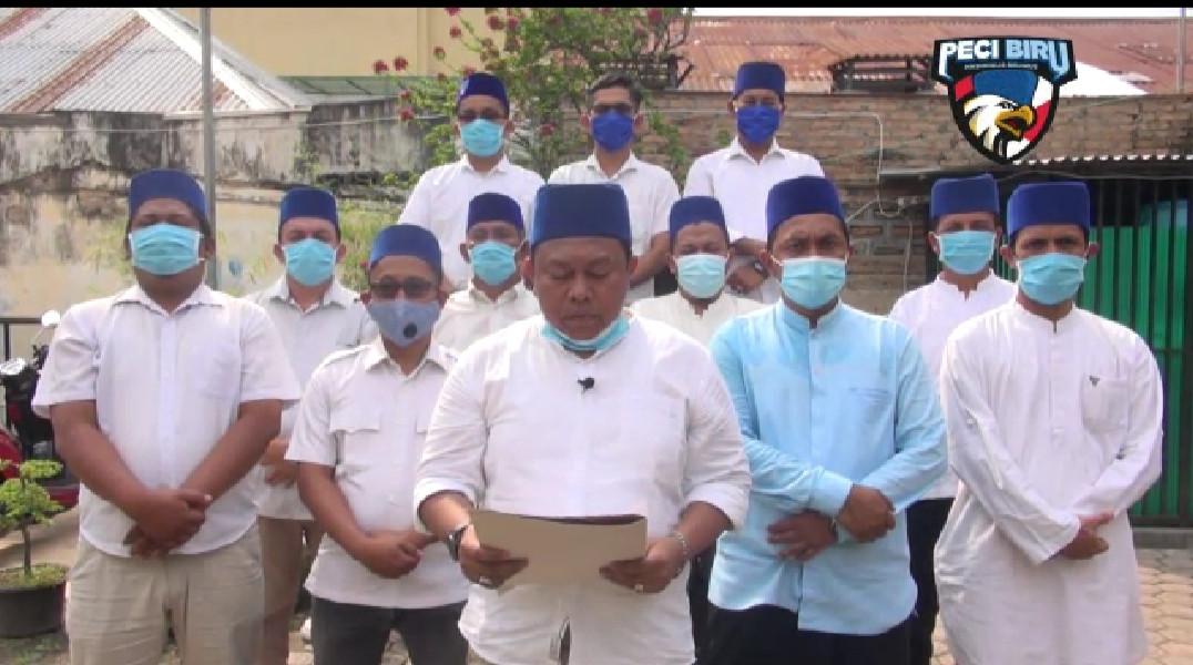 Peci Biru Ingatkan Moeldoko Bantu Jokowi, Bukan Malah Mengurusi AHY