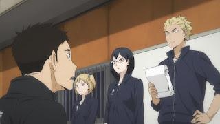 ハイキュー!! アニメ 3期1話 | Karasuno vs Shiratorizawa | HAIKYU!! Season3
