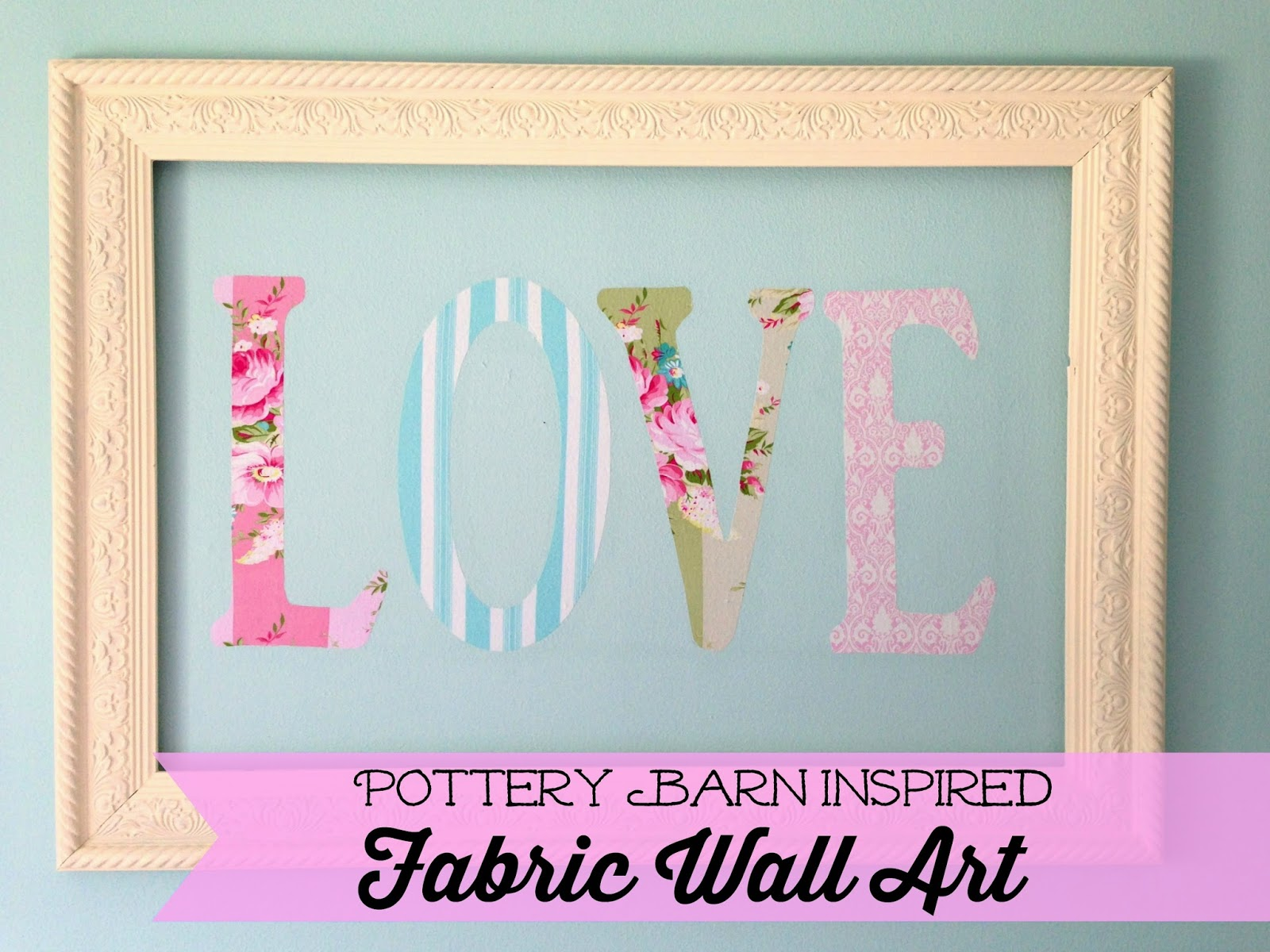 Pottery-Barn-Inspired-Fabric-Wall-Art