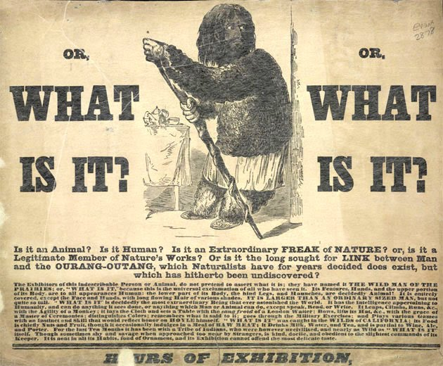 Writers In London In The 1890s The Feejee Mermaid And The