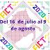 Feria del Caballo Texcoco 2020 del 16 de julio al 9 de agosto