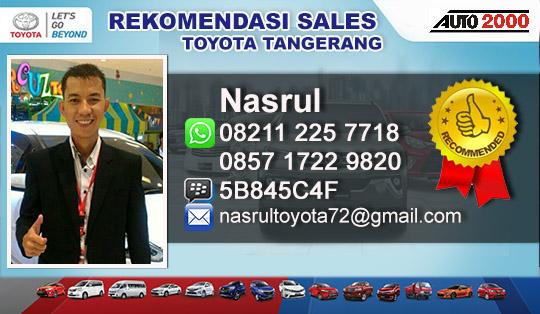 Toyota Summarecon Serpong Tangerang