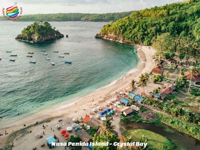 Nusa Penida Island - Crystal Bay