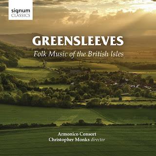 Greensleeves - Armonico Consort - Signum Classiics