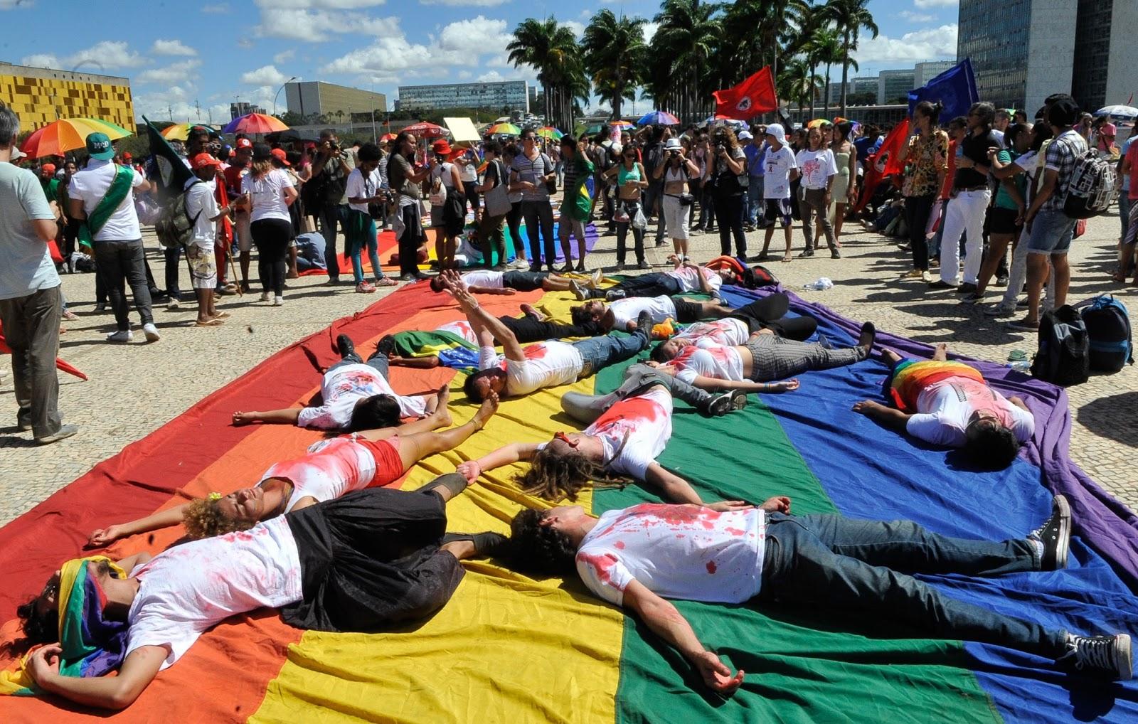 Boletins de ocorrência por homofobia aumentaram 5 vezes em MT em apenas seis anos