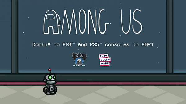 Among Us comes on PS4 and PS5 consoles
