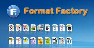 تحميل برنامج فورمات فاكتوري للكمبيوتر 2018 Format Factory