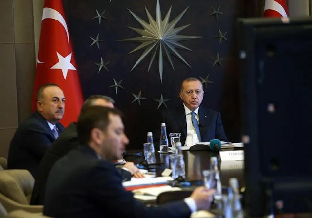 Η Τουρκία πιέζει τώρα για να προκληθεί ένα νέο επεισόδιο