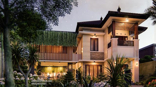 The Mendut Ethnichouse, style Bali Modern perpaduan unsur tropis, modernis dan minimalis