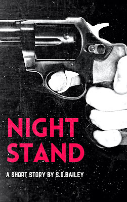 night stand, Stephen king, horror book