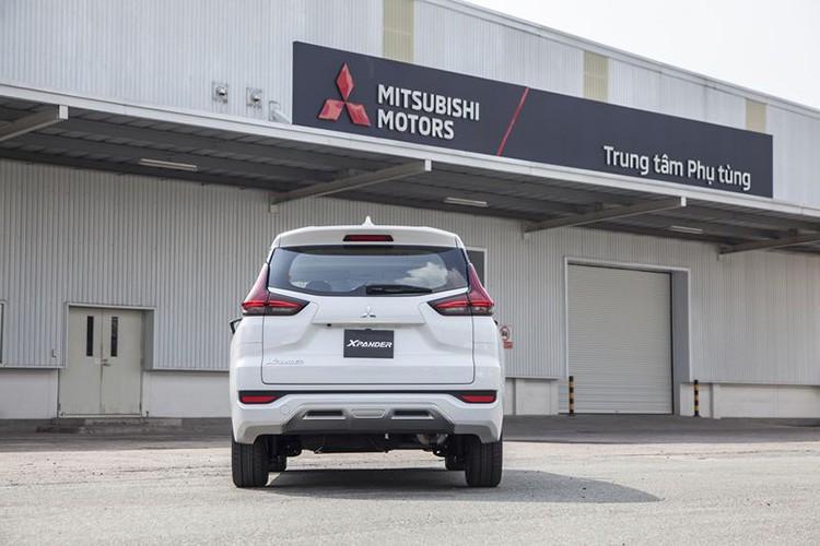 Mitsubishi Xpander lắp ráp Việt Nam cao nhất 630 triệu đồng