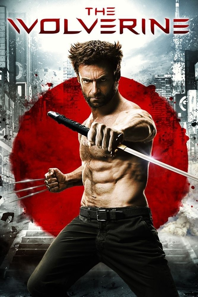 The Wolverine [2013] [DVDR] [NTSC] [Latino]