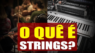O Quê é Strings