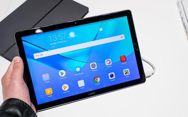 5 Rekomendasi Tablet Premium 2020 Dengan Kapasitas Baterai Besar