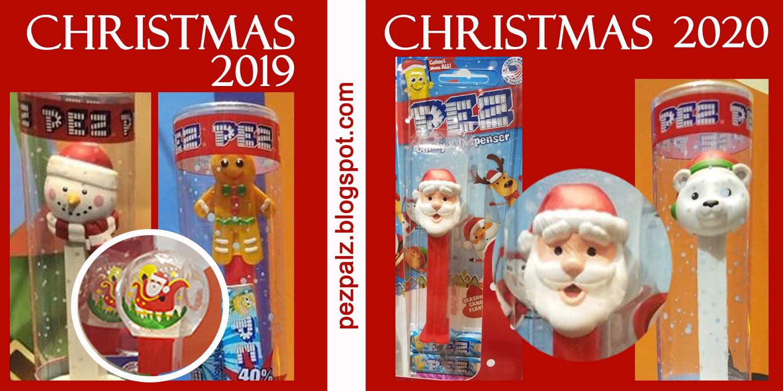 Christmas Pez 2020 Pez Palz Friends of PEZ: 2019 Sweets and Snacks Expo brings us the