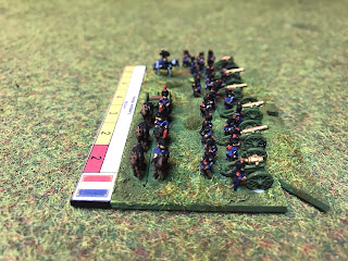 6mm French horse artillery