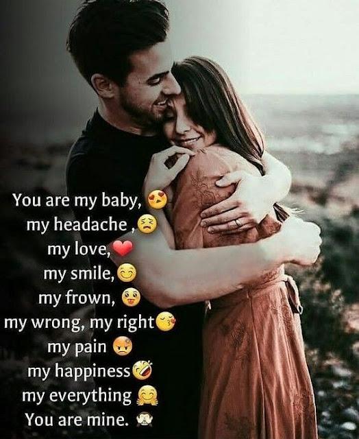 You Are My Baby My Headache My Love