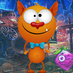 Games4King - G4K Humour Monster Escape Game