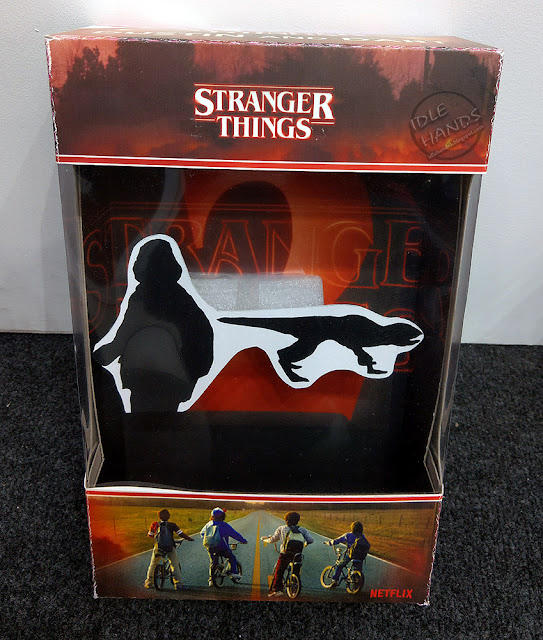 Toy Fair 2018 McFarlane Stranger Things Action Figures