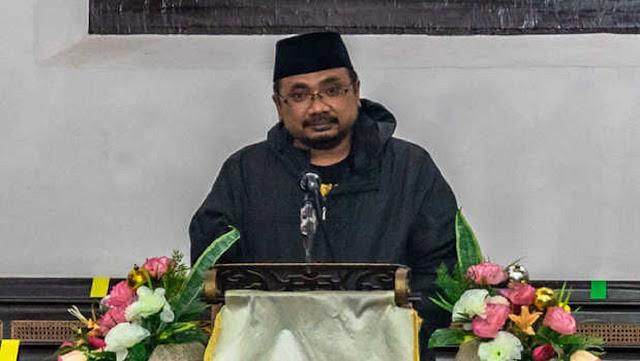 Yaqut Minta Doa Semua Agama Dibacakan: Kita Kemenag, Bukan Ormas Islam!