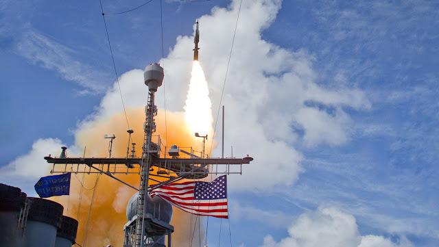 """""""EE.UU. podría desplegar misiles con un alcance de hasta 2.500 km en el Pacífico dentro de 5 años"""""""