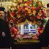 Φωτογραφίες απο τον Επιτάφιο της Παναγίας Γιάτρισσας στην Τρίπολη