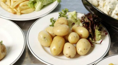 diabetes by eating more potatoes during pregnancy
