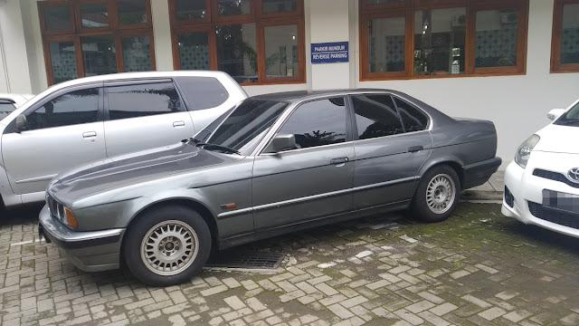BMW 5 series E34 520i