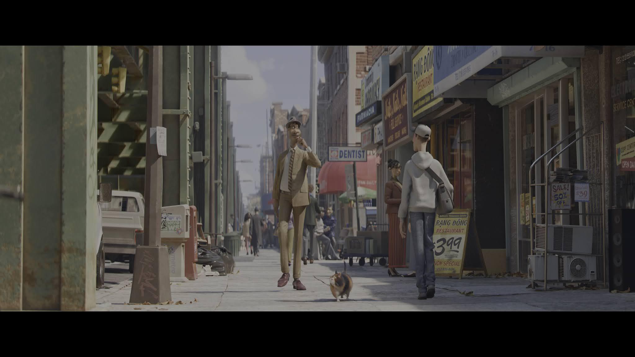 Soul (2020) 4K WEB-DL HDR Latino