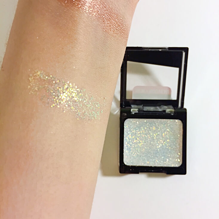 wet n wild coloricon Glitter Single Bleached