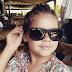 Perigo: Óculos de sol Infantil, pode fazer mal se não usar na idade certa.