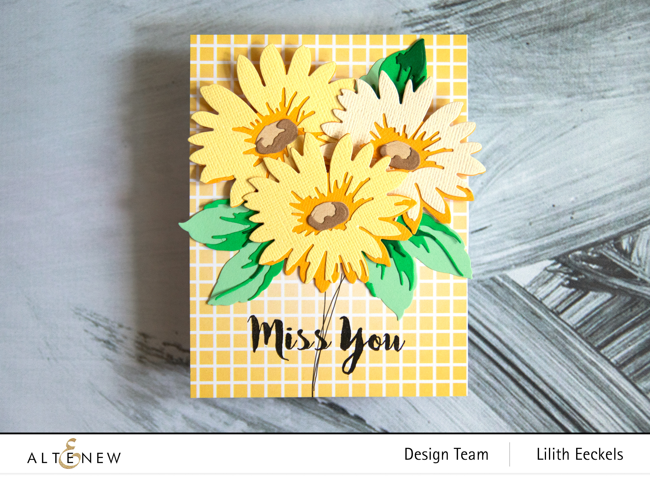 Craft A Flower Daisy: Lilith Eeckels