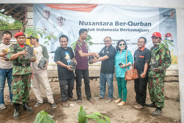 Rangkaian Kegiatan Nusantara Berqurban untuk Indonesia Berkemajuan