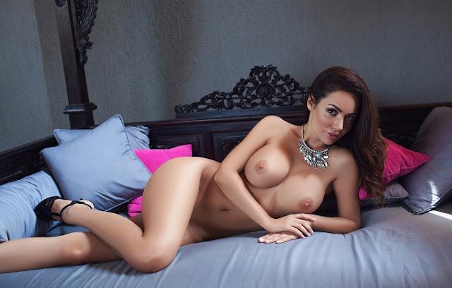 Adrienn Levai big boobs naked