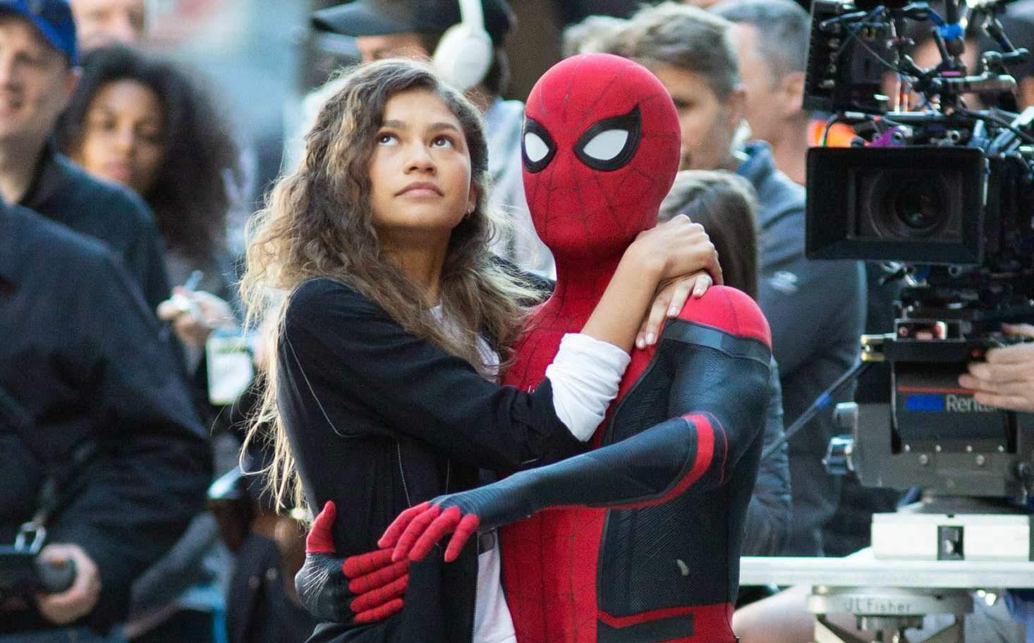 Spider-Man: Far From Home Trailer Coming This Weekend : トム・ホランド主演の「スパイダーマン」シリーズの第2弾「ファー・フロム・ホーム」が、この週末に予告編を初公開 ! !