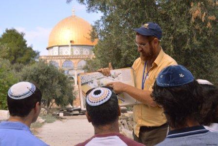 Selama 2016 Total 14.806 Ektrimis Yahudi Serbu Masjid Al-Aqsa