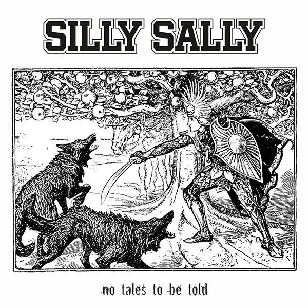 """Silly Sally stream new EP """"No Tales to Be Told"""""""