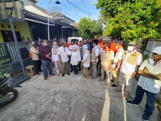 Bhakti Sosial Ketua DPRD Kota Cirebon Bersama DPC Gerindra Kota Cirebon